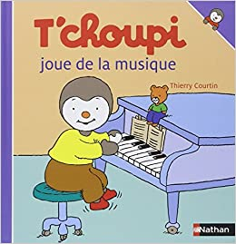 T 39 choupi joue de la musique t 39 choupi l 39 ami des petits for Choupi a la piscine