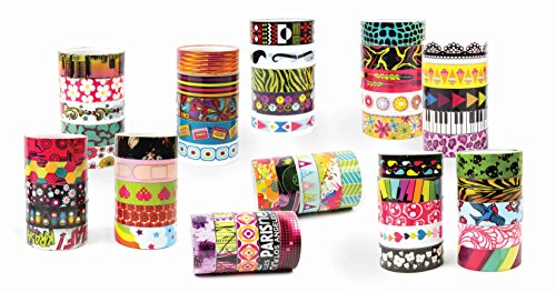 Fashion Angels Tapeffiti Caddy (60-Piece)