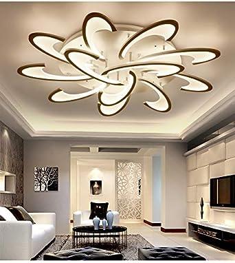 LED Deckenleuchte 6067 mit Fernbedienung Lichtfarbe//helligkeit einstellbar A+
