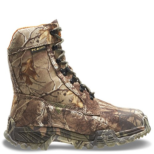 Michigan Industrial Shoe - Wolverine Men's King Caribou II-M, Real Tree, 12 M US