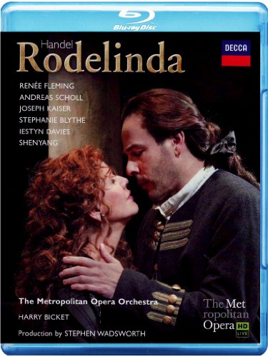 Rene Fleming - Rodelinda (Blu-ray)