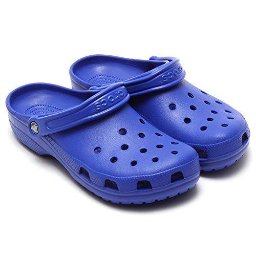 Toplabelsonline, Herren Clogs & Pantoletten  blau cerulean-blau