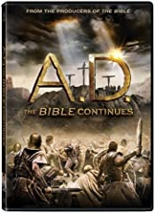 From executive producers Roma Downey and Mark Burnett comes A.D. The Bible Continues the spectacular 12-part series that picks up where The Bible left off. This powerful spiritual journey begins with the crucifixion and resurrection of Christ...