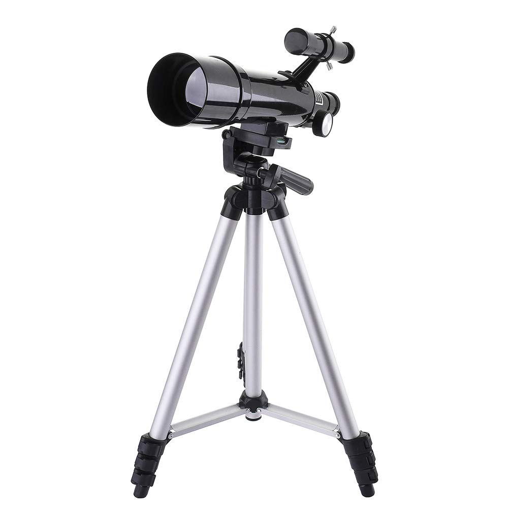 Reflector Telescope, Kids Telescopes for Astronomy Beginners, H2mm/H8mm Eyepiece 45° Mirror with Level, Easy to Operate is The Best Gift for Children by LYXLQ