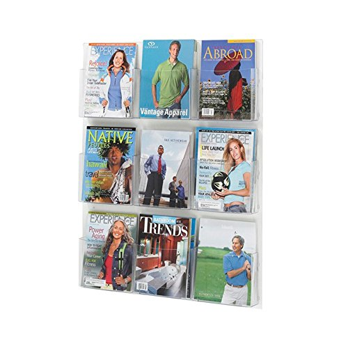 Clear2c 9 Magazine Display Clear electronic -