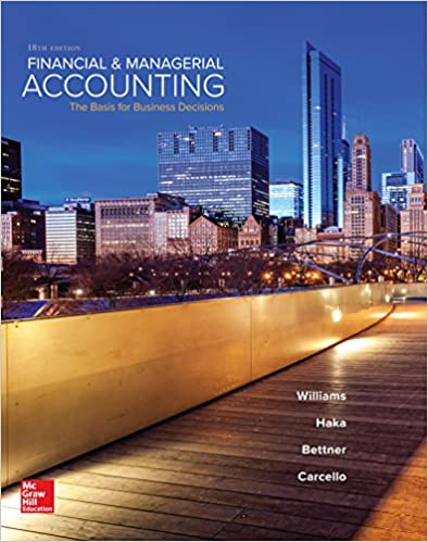 Amazon financial managerial accounting ebook jan williams financial managerial accounting 18th edition kindle edition fandeluxe Gallery