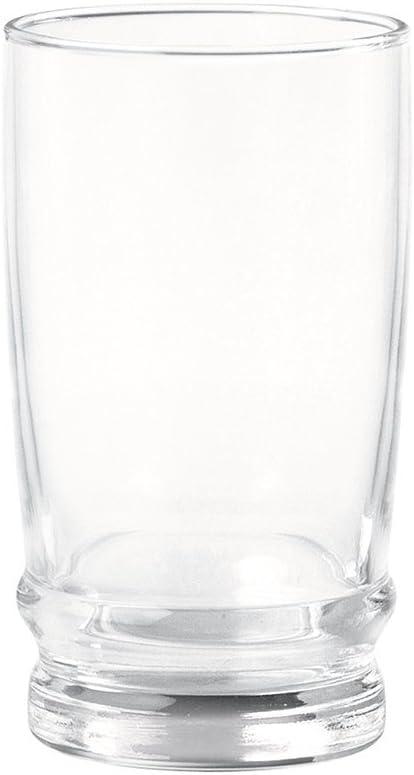Cristar Juego de Vasos, Cristal, Blanco, 52x35x25 cm, 12 Unidades: Amazon.es: Hogar