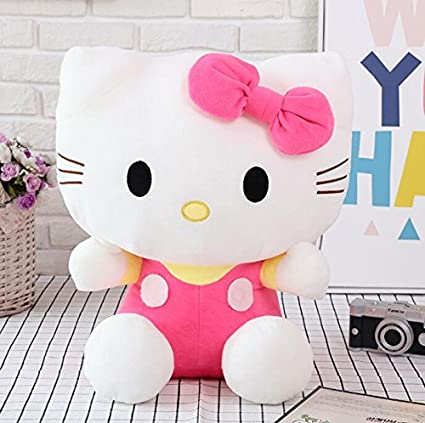 Buy Premium Quality Hello Kitty Soft Toy In New Cute Dress's