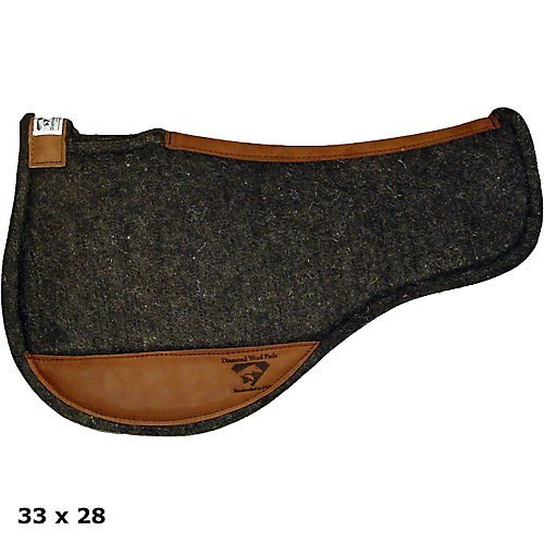 Diamond Wool Endurance Felt Pad 33x30