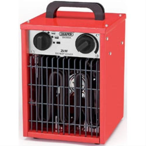 Draper 07216 2KW Electric Space Heater Draper Tools Limited