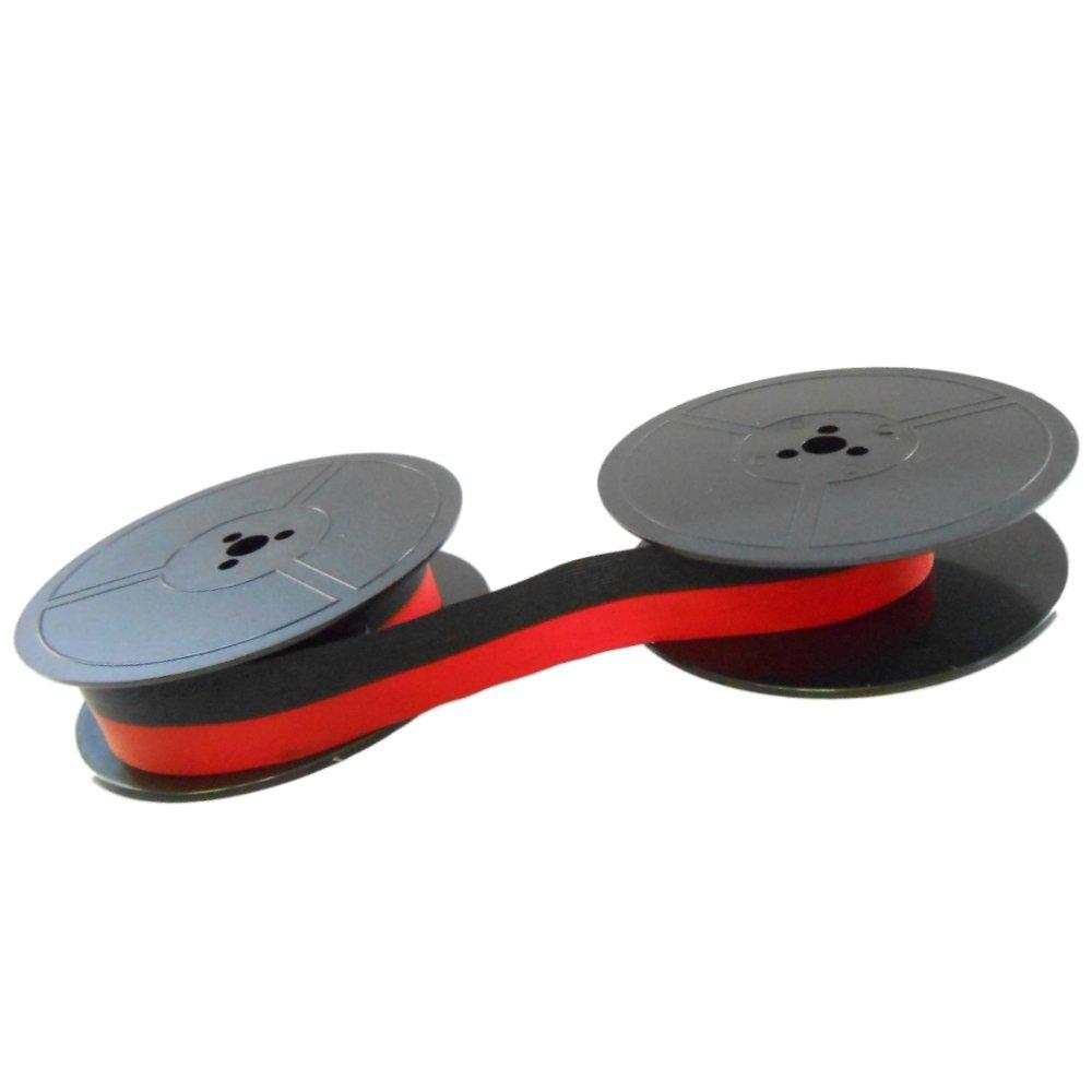 Ruban encreur noir/rouge - pour Olivetti Lettera 40 - Ruban dorigine: Amazon.es: Oficina y papelería