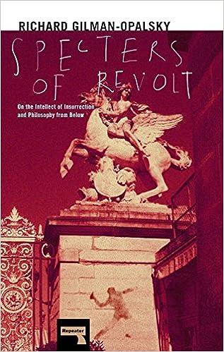 Book Specters of Revolt