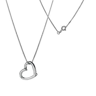 Hot Diamonds Just Add Love Silver and Diamond Pendant 41 length + 5 centimetres extender 9tWvr
