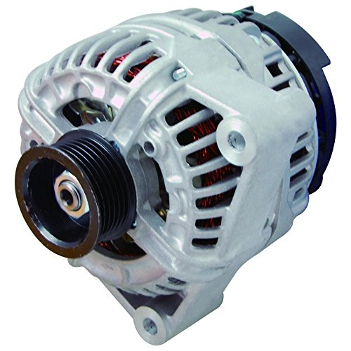 New Alternator For 05-07 Cadillac Escalade, Avalanche, Tahoe Silverado, GMC Suburban Sierra 6.0 5.3 4.8 V8 4.3 V6 0124525072 0124525104 15128978 15200269
