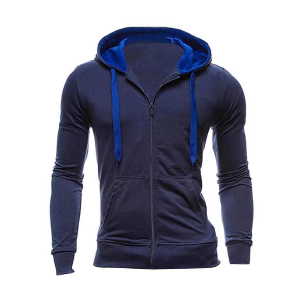 Clearance Sale   M-2XL   ODRDღ Hoodie M ä nner Sweatshirt Herren Outwear  Freizeitjacke Sweatjacke Sweater Cardigan Kapuzen Oberbekleidung Mantel ... 5e11b728b6