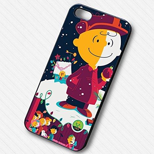 Cartoo In Snow Noght - lxmi pour Coque Iphone 6 et Coque Iphone 6s Case N8K3VP