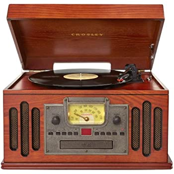Amazon Com Crosley Cr704c Pa Musician Turntable With