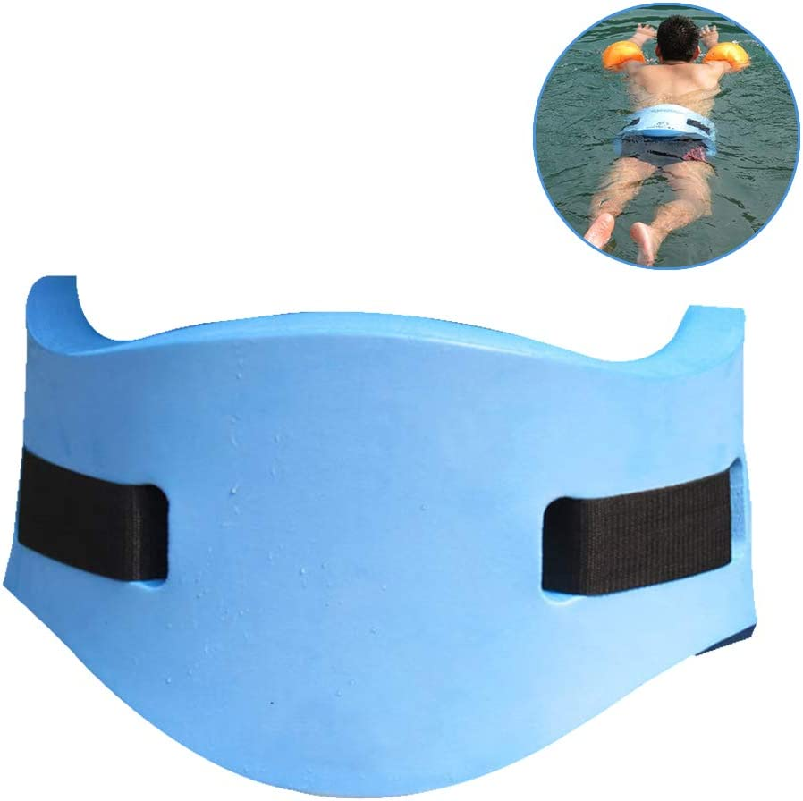 Swimming Training Aid Foam Floating Belt Waist Belt EVA Floatation Belt Childen Training for Kid and Adult