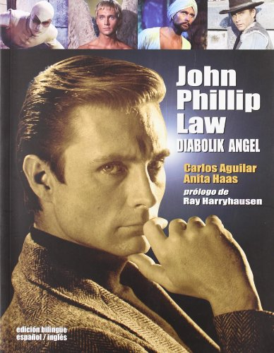 Descargar Libro John Phillip Law Diabolik Angel ) Carlos Aguilar