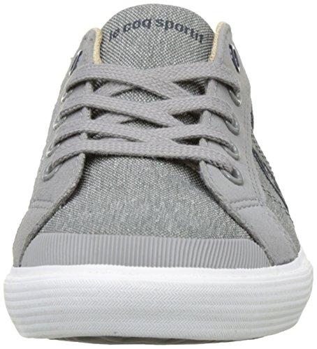 Le Coq Sportif Unisex-Kinder Saint Gaetan GS 2 Tones Sneaker Grau (Titanium/Sésame)