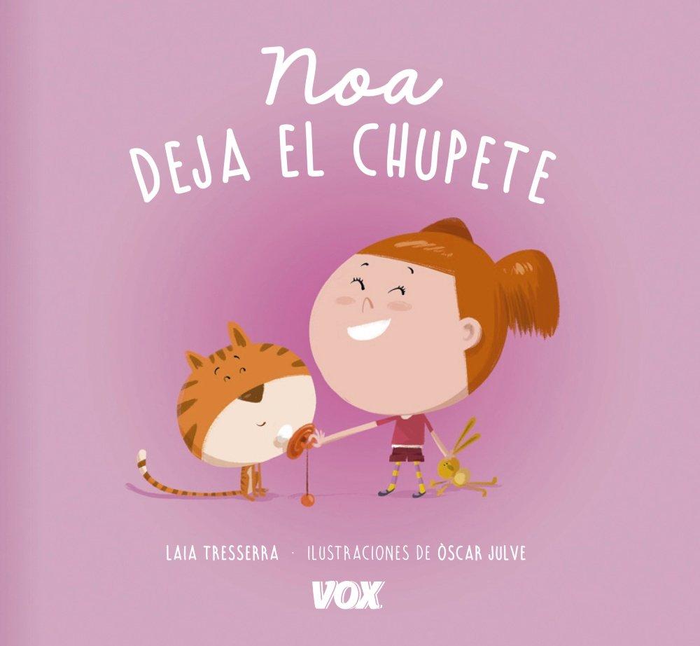 Noa deja el chupete Vox - Infantil / Juvenil - Castellano ...