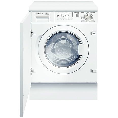 Bosch WIS24167EE - Lavadora (Integrado, Color blanco, Frente ...
