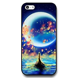 Customized Disney Cartoon Tarzan Black Hard Plastic Case for phone iphone 5c iphone 5c