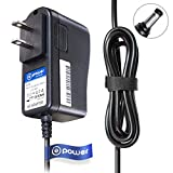 T-Power Ac Adapter for K-tec Thor-X Colassus Spotlight 10,000,000 Candle Power Charger Power Supply