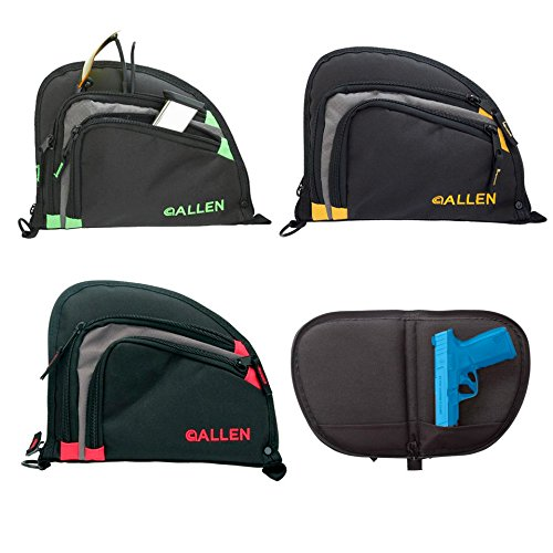 Allen Auto-Fit Handgun Case 9