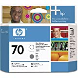 HP 70 Gloss Enhancer and Gray Printhead Use In Selected Hp Designjet Printers