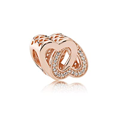 7134693c9 Image Unavailable. Image not available for. Color: PANDORA Entwined Love ...