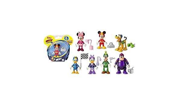 Mickey Roadster Racers Pers.182462: Amazon.es: Hogar
