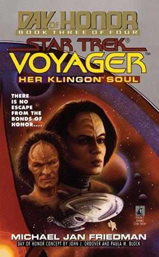 book cover of Her Klingon Soul