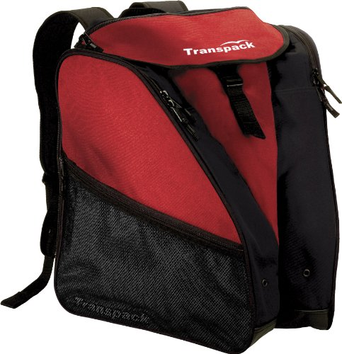 Transpack XT1 Ski/Snowboard Boot and Gear Bag Backpack 2018 Red