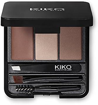 KIKO MILANO - Kit de estilo 01 para definir y dar forma a las cejas: Amazon.es: Belleza