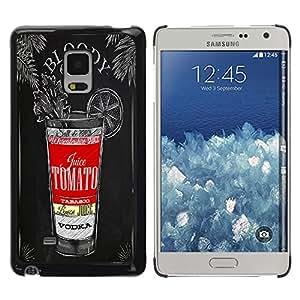 Dragon Case - FOR Samsung Galaxy Mega 5.8 - you may never learn - Caja protectora de pl??stico duro de la cubierta Dise?¡Ào Slim Fit