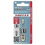 Mag LMXA301 3 Cell Xenon Flashlight Replacement