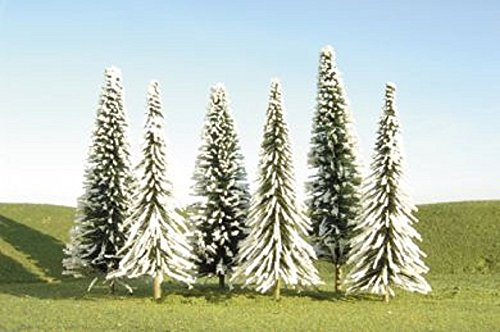 Bachmann Industries Scene Scapes Trees 4