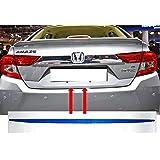 Muskun Enterprises Car Dicky Chrome Garnish for Honda Amaze Model