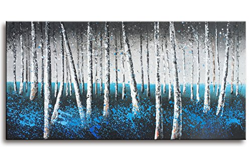 MyArton Hand Painted Contemporary Art Oil painting On Can...