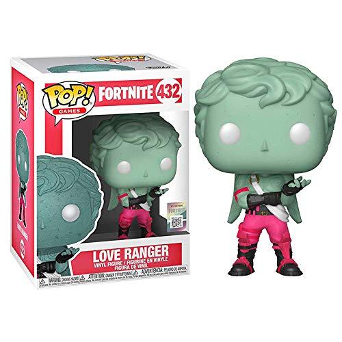 Funko Fortnite S1 Skull Trooper and Love Ranger Bundle POP Set of 2