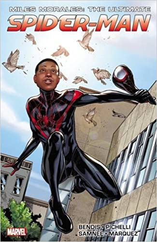 Amazon.com: Miles Morales: Ultimate Spider-Man Ultimate Collection Book 1  (Ultimate Spider-Man (Graphic Novels)) (9780785197782): Bendis, Brian  Michael, Pichelli, Sara, Samnee, Chris, Marquez, David: Books