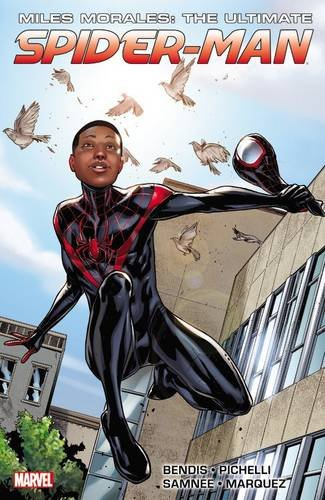 man miles morales Ultimate spider