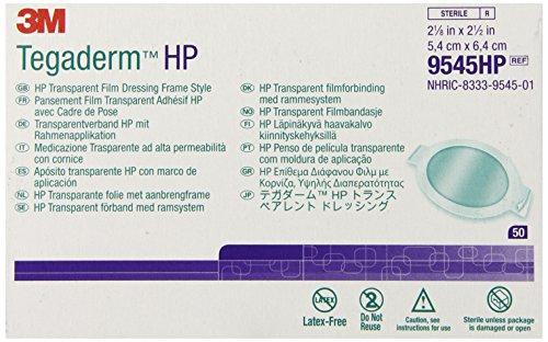 3M C3SD 9545HP Tegaderm Holding Power Transparent Film, D...