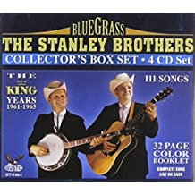 King Years 1961-1965 by Stanley Brothers (2011-03-08)