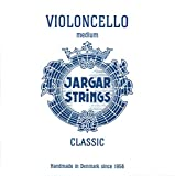 Jargar 4/4 Cello C String Medium Chromesteel