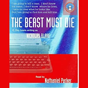 The Beast Must Die Audiobook