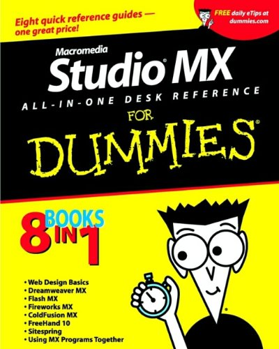 Macromedia Studio MX All-in-One Desk Reference For Dummies