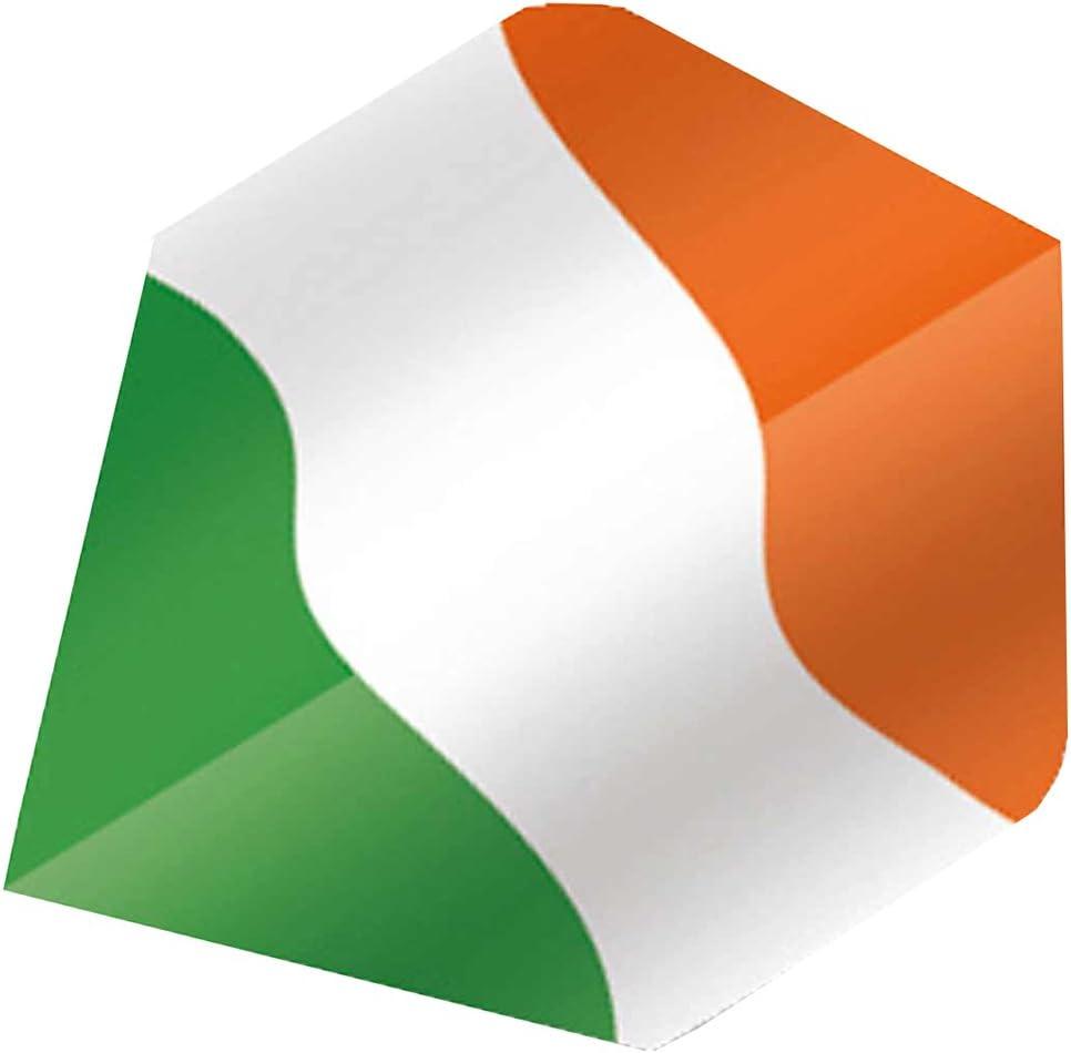 Gunn /& Moore Maestro.100 Flug Big Wing Irische Flagge Mehrfarbig Einheitsgr/ö/ße