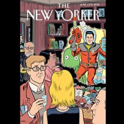 The New Yorker, June 4th & 11th 2012: Part 2 (Junot Diaz, Jennifer Egan, Sam Lipsyte)